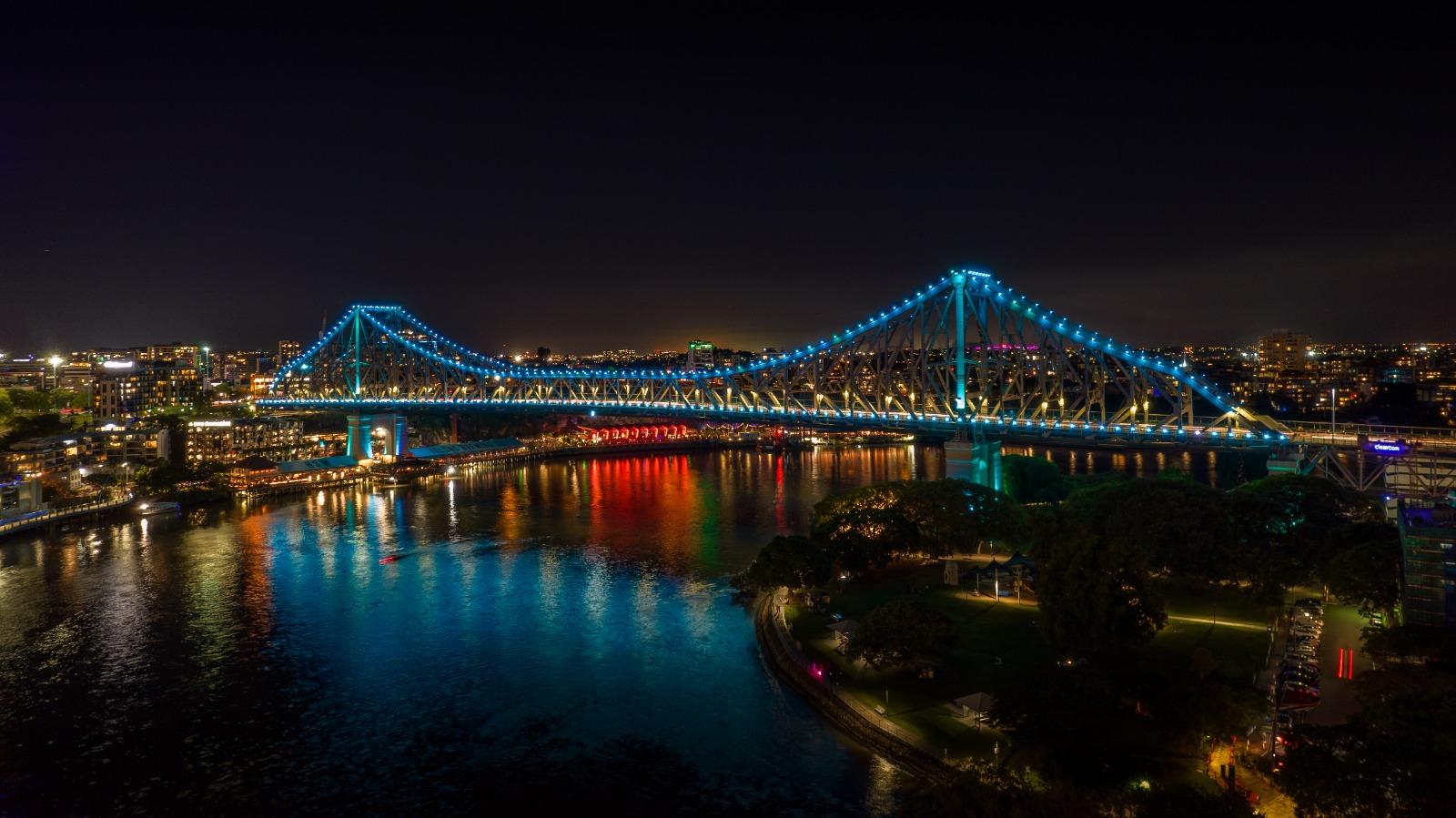 Story Bridge, QLD - Ella Luong